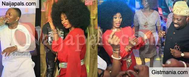 Checkout More Pics From Ogun State First Lady, Funso Amosun's 50th Birthday Bash
