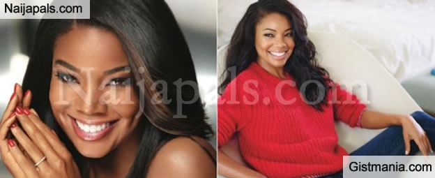 Ladies! Will You Rock This Gabrielle Union Half Dress To An Occasion? - Photos