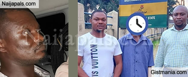 Dreaded Gay Leader Who Defile Underage Boys Finally Arrested in Rivers (Photo)