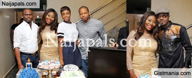 Photos From Gbemi Olateru-Olagbegi's 30th Birthday Dinner