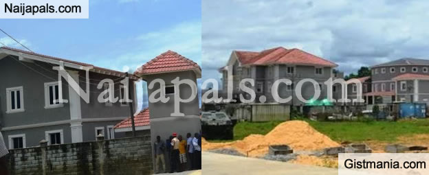 Check Out Ex President Jonathan's New Home In Otueke [Photos]