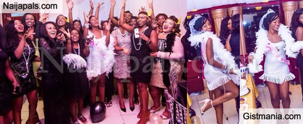 Official Photos From Geraldine Iheme's Surprise Bridal Shower - Photos