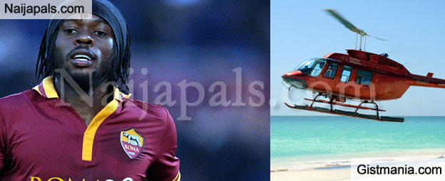 LMAO!! Gervinho Requested An Helicopter and Private Beach From Arab Club Before Agreeing To Move