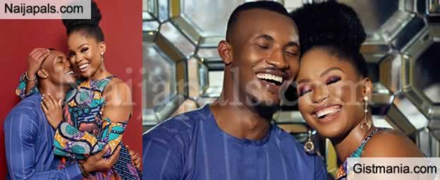 Actor, Gideon Okeke Shares Pre-Wedding Photos With Fiancee, Chidera