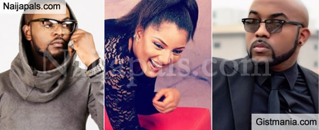 "BBNaija: BankyW Tells Gifty ""Apology Is Not Necessary"" After She Had Apologize For Not Knowing Them."