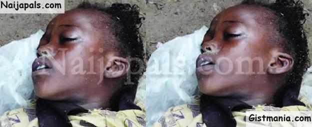 PHOTO: 8-Year-Old Pry School Girl Dies In Flood In Ogun State