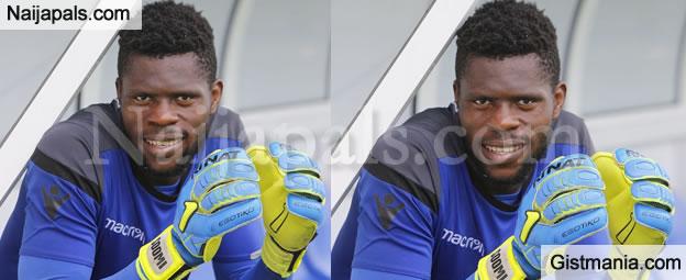Nigerian Goalkeeper, Francis Uzoho Makes La Liga History