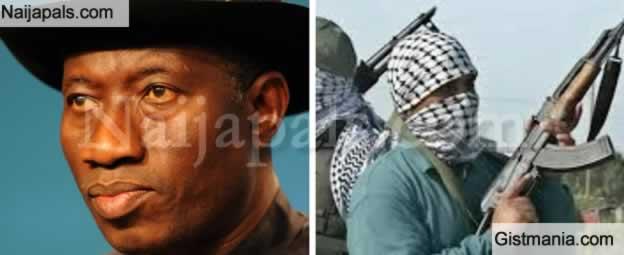 NEWS: Jonathan Declares Amnesty For Boko Haram Members - Minister