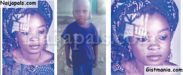 Evil Woman, Grace Maisamari Throws Her Stepson Inside Well With His Legs And Hands Tied Up (Photo)