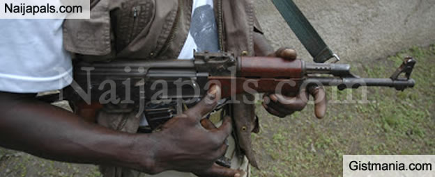 HORROR! Commotion As 20 Gunmen Storm FRSC State Command Shooting Sporadically, Kill 1 Official
