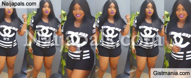 """""""I Can't Wait To Lose My Virginity, Have Kids"""" - Actress Halima Abubakar"""