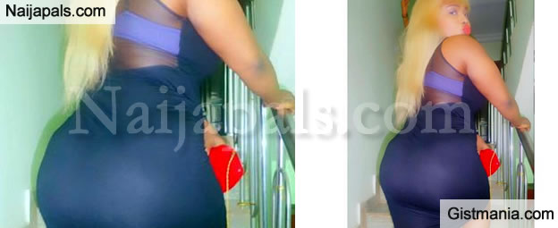 Sexy? Nollywood Actress, Halima Abubakar Flaunts Her Money Making Machine - Photos