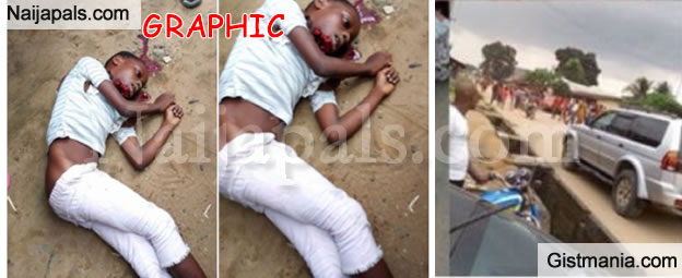 10-year-old Hawker Reportedly Killed By A Stray Bullet From SARS Operative - Graphic Photos