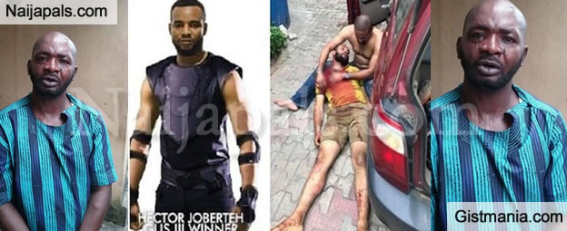 Photos of Evil Man Who Gruesomely Murdered Gulder Ultimate Search Winner, Hector Jobateh