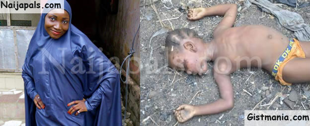 See The Face Of The Hell-Woman Who Stoned Her Step Daughter Dead In Benue State (Photo