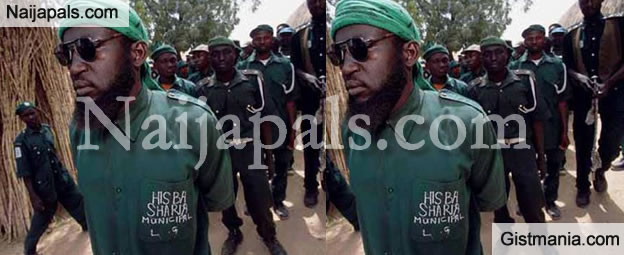 Hisbah Sharia Police In Kano Arrest 20 Young boys For Keeping Long Hair During Sallah