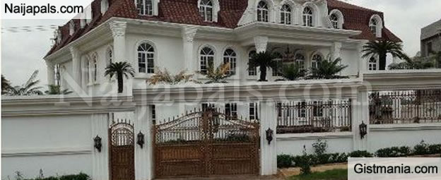 See House on Sale in Abuja That Costs Over a Staggering Sum of N1.6 Trillion (PHOTO)