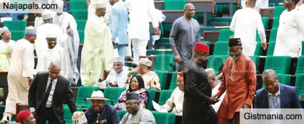 Suspend Cashless Policy - House Of Reps Orders CBN