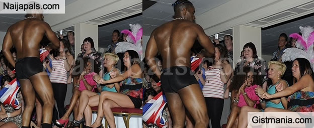 Exposed! Married Women In Zimbabwe Now Hire Male Strippers For Private Sex Lessons