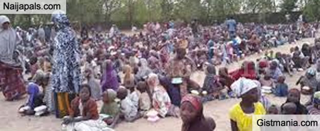 Policemen and Soldiers Arrested for Having Sex With Boko Haram Victims at IDP Camps