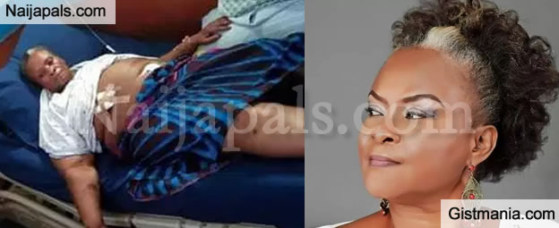 Veteran Actress, Ify Onwuemene Battling With Cancer, Left Bed-Ridden (Photos)