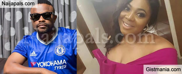 CHEATING SCANDAL! Nigerian Comic Actor, Ime Bishop Whatsapp Messages, DM With A Mystery Lady Surfaces