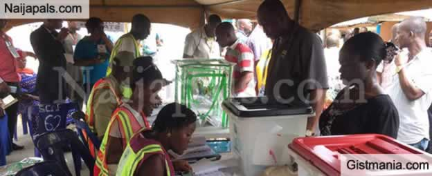 BREAKING NEWS! INEC Suspends Kogi State Election Results Collation Till Monday