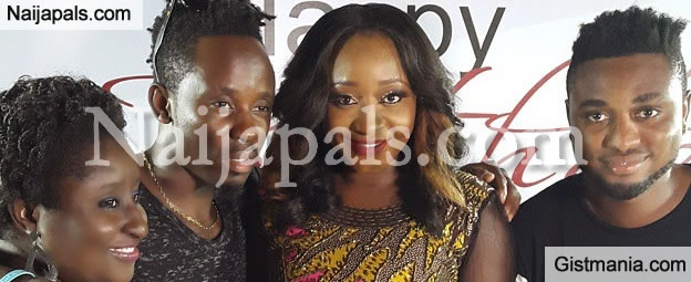 Star Actress, Ini Edo Marks Her 33rd Birthday With Date With Her Fans (Photos)