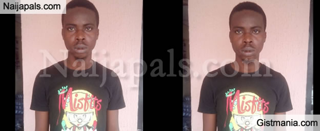 So Called Yahoo Yahoo Boy Arrested by EFCC Over $9,200 Internet Scam (PHOTO)