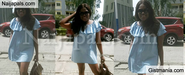 Funke Akindele's Outfit Sparks Pregnancy Rumours - Take A Look At It Yourself