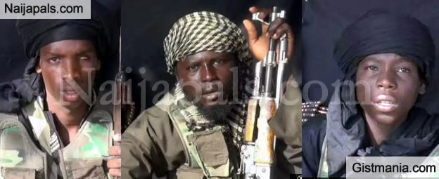 ISIS Releases Photo Of The Young Boko Haram Suicide Bomber Responsible For Abuja Bomb Blast [Photo]