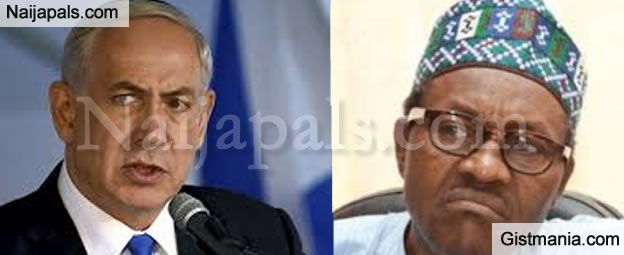 President Buhari Reportedly Hindering The Visit Of Isreali PM, Netanyahu On ECOWAS Trip