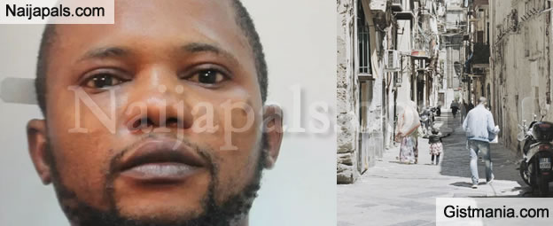 Nigerian Man, Osabuohien Ehigiator Leads Other Mafia Gang To Take Over The Streets Of Italy