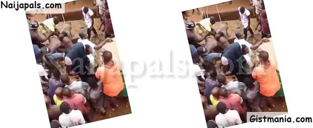 SAD! Depressed Man, Iyke Commits Suicide By Jumping Inside Well In Enugu