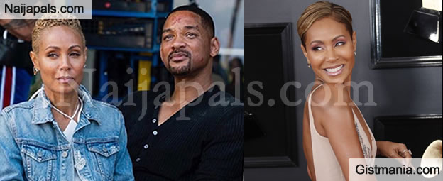 Will Smith's Wife Jada Pinkett Reveals How S3x Toys Have Helped in Their 22yr Old Marriage