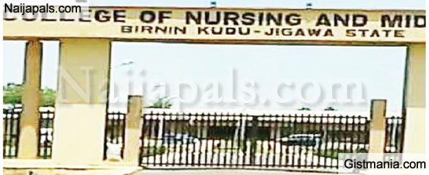 Two Principal Officers Of Jigawa Nursing School Exchange Blows Over N6,000 Spent To Entertain Guests