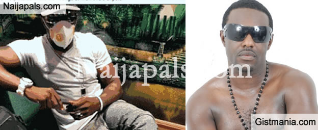 Star Actor, Jim Iyke Shares Photos Of Him Escaping From Liberia
