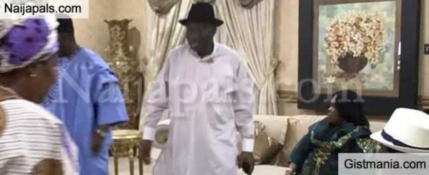 Why Jonathan Celebrated With APC In Bayelsa State - APC Leaders Reveal What Happened
