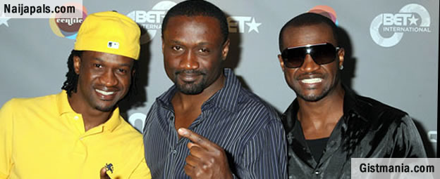 PSquare deny breaking up with brother, Jude