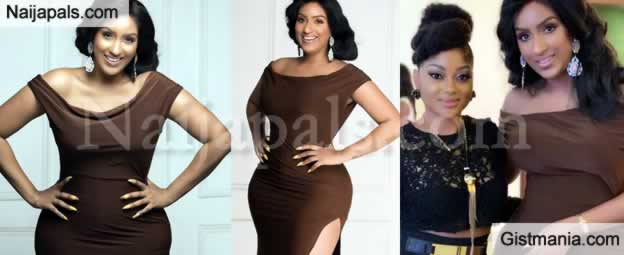 Nollywood Star, Juliet Ibrahim Flaunts Humongous Hips In New Photos