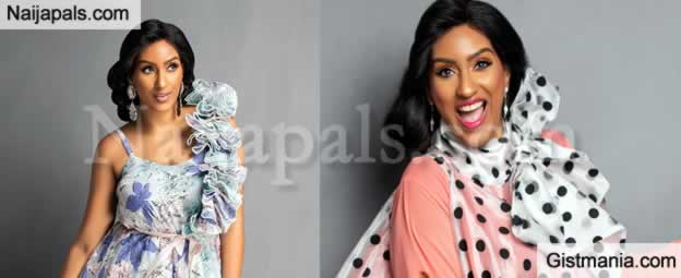 New Photos Of Juliet Ibrahim + Interview With Glam Magazine On Motherhood