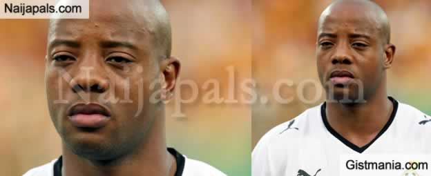 Ex Black Star Of Ghana Player, Junior Agogo Dies At Age Of 40 In His London Mansion