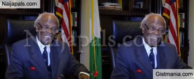 Video Of Nigeria's Ambassador To The USA, Justice Sylvester Nsofor Dancing To Davido's Song