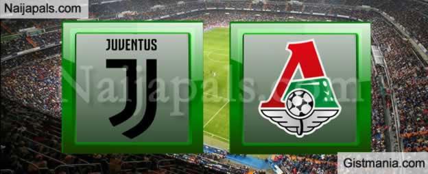 Juventus v Lokomotiv Moscow : UEFA Champions League Match, Team News, Goal Scorers and Stats