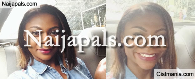 Karen Igho shows off new look, now born again (Photos)