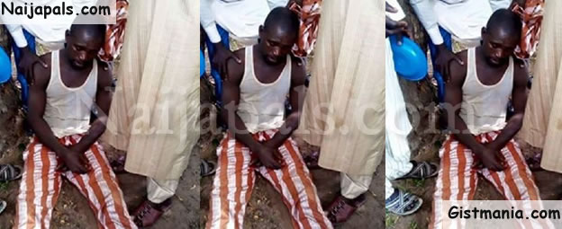 Civil Servant Collapses After His Salary Was Slashed From N18K To N5K In Kebbi (Photos)