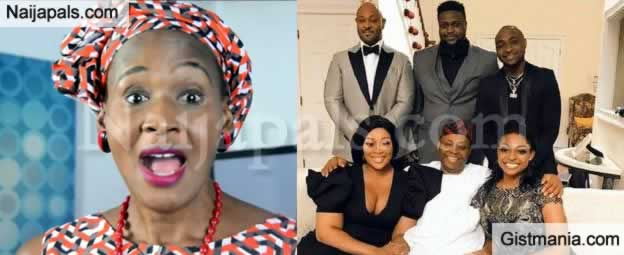 Davido's Father, Deji Adeleke Is Expecting Child With a 20 Years Old Girl - Kemi Olunloyo