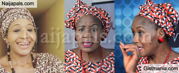 Controversial Journalist, Kemi Olunloyo Flees Ibadan to Somewhere 'Safe' Following Threats