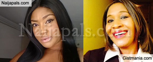 Controversial Kemi Olunloyo Comes for Actress Angela Okorie for Giving Relationship Advice