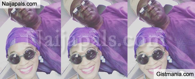 Kemi Olunloyo Shows Off Her Baby Daddy Whom She's Been Friends With For Over 20 Years
